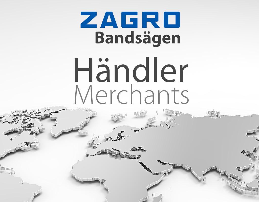 ZAGRO Händler Weltweit Merchants